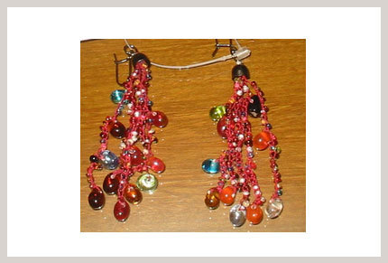 Designer Fashion Earrings