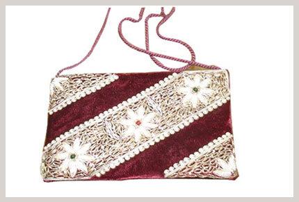 Ladies Beaded Handbags