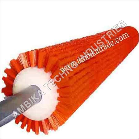 Cylindrical Roller Brush