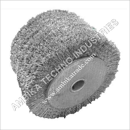 Wheel Deburring Brush