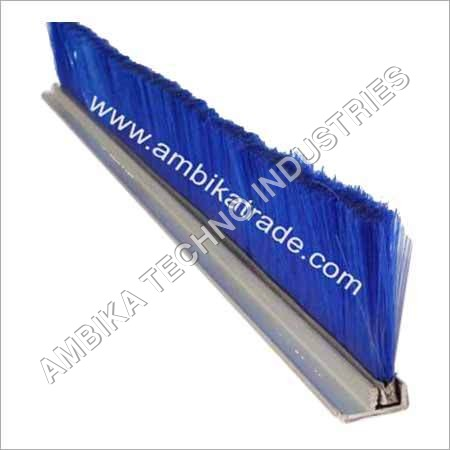 Metal Channel Strip Brush