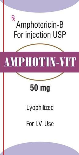 Amphotericin-B Injection