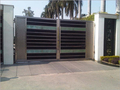 Fabricated Stainless Steel Gates