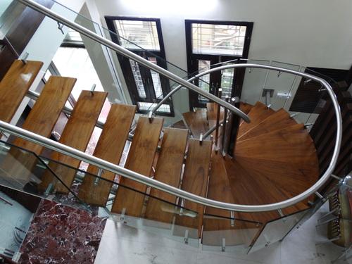 Stainless Steel Stairways