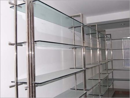 Showroom Displays Racks