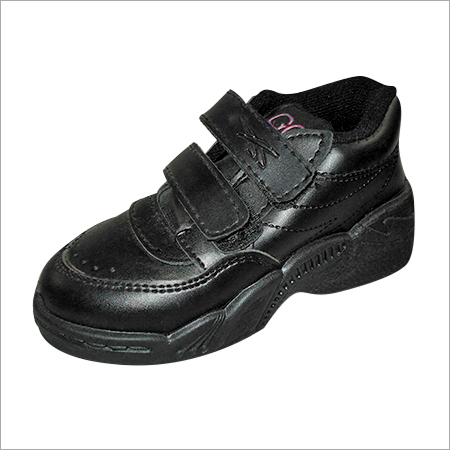 Boys leather School Shoes