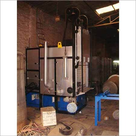 Gas Fired Heating Furnace