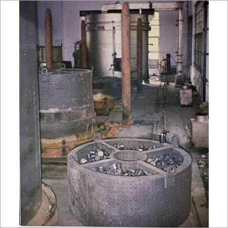 Oil Fired Bell Annealing Furnace