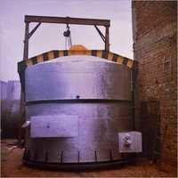 Electric Bell Annealing Furnace