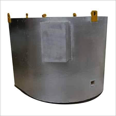 Aluminum Holding Furnace