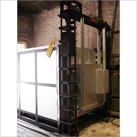 Electric Enamelling Furnace