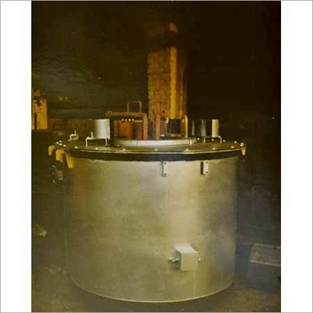 Electrode Salt Bath Furnace