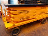 Heavy Duty Hydraulic Lifting Table