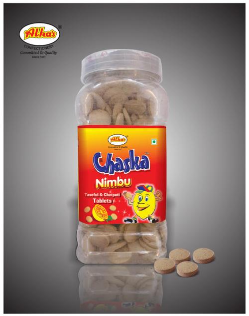 Chaska Nimbu Jar