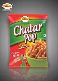 Chatar Pop Snacks