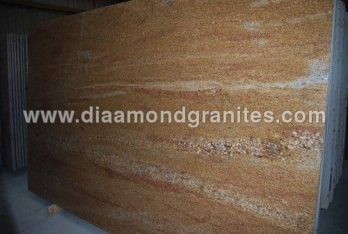 Ghiblee Gold Granite Slabs