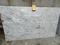 Viscount White Granite Slabs