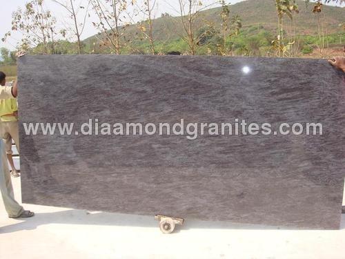 Ocean Blue Granite Slabs