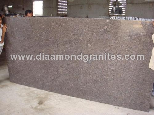 Utkal Brown Granite Slabs