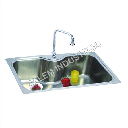 Single Bowl Sink With Top Hole