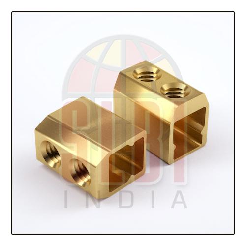 Brass Terminal Block