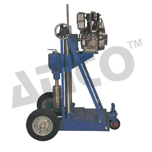Core Cutting and Core Drilling Machine Motorised
