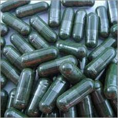 Spirulina Herbal Capsules