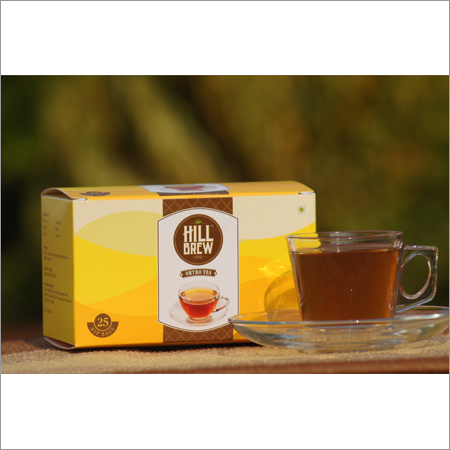 Organic Ginger Herbal Tea