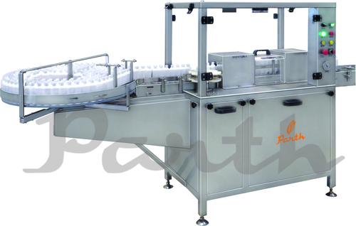 Linear Airjet Bottle Cleaning Machine