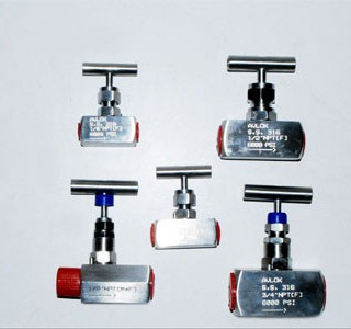 High Pressure Needle Valves