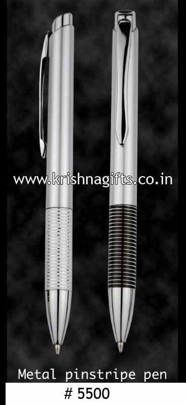 Metal Pin Strip Pen