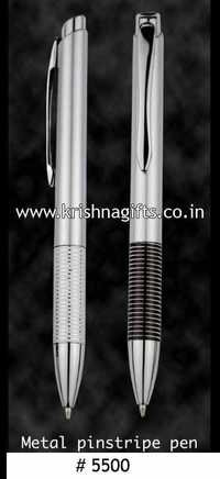 Metal Pin Strip Pen
