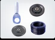 Rubber & Metal Spare Parts