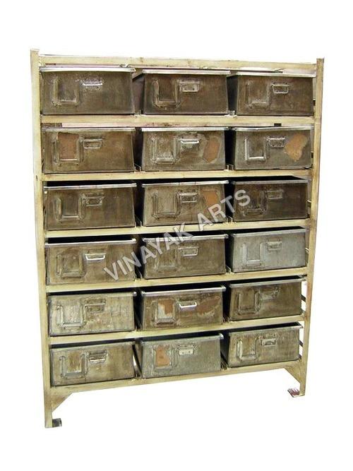Metal Box Racks