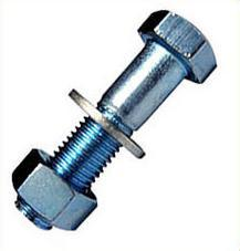 High Tensile Galvanized Bolts