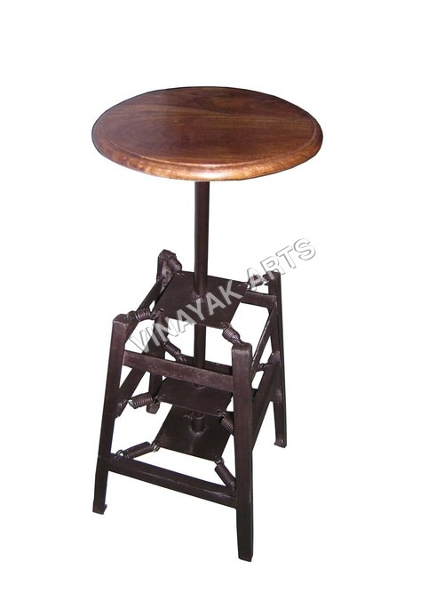 Adjustable Industrial Stool