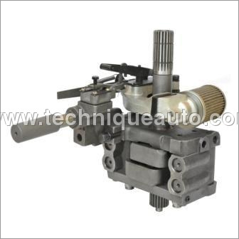 HYDRAULIC LIFT PUMP WITH PRESSURE CONTROL