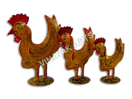 Decorative Iron Chiks