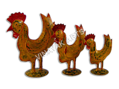 Decorative Iron Chiks