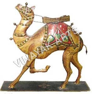 Decorative Camel Statue