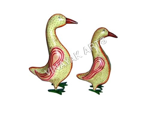Iron Duck Set Of 2