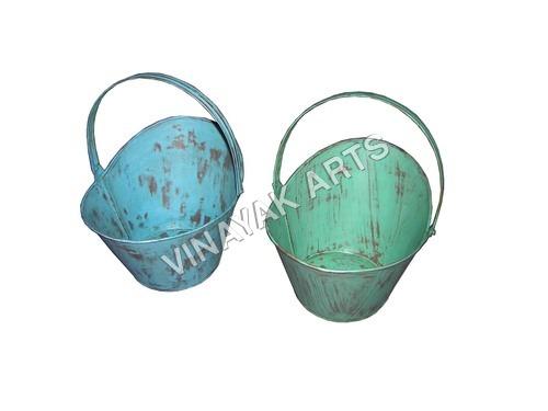 Iron Small Basket
