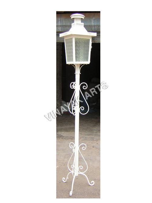 Garden Pole Lamps