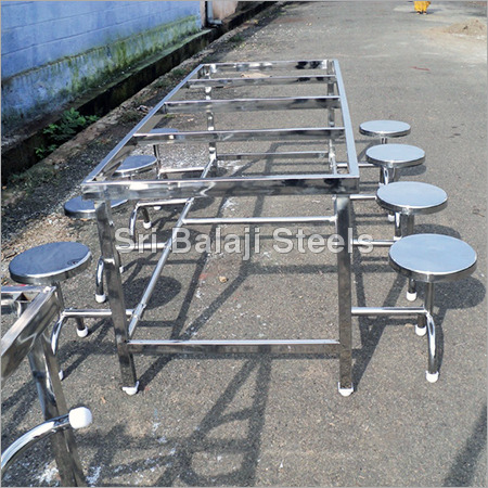Custom Stainless Steel Table Frame