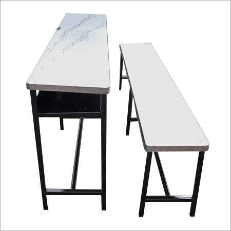 SS School Desk Bench
