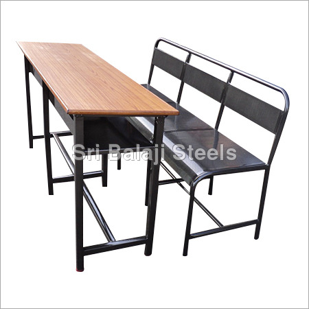 School Desk Benches