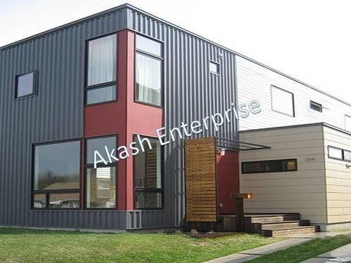 Modern Prefabricated House