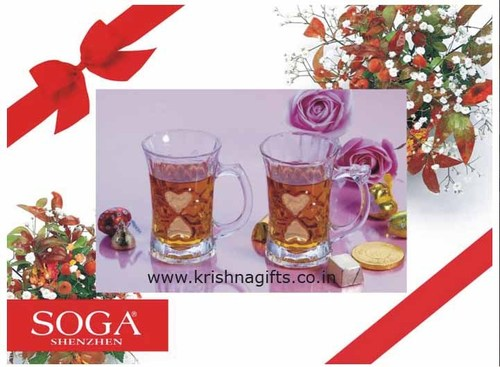 Soga Mugs 6pc