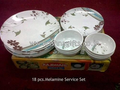 Melamine Service Set 18 pc