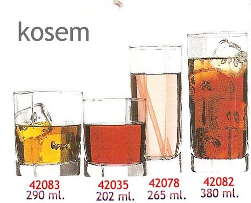 Glass Kosem